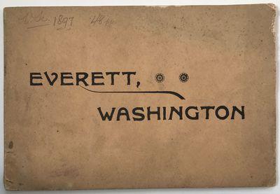Everett, Wa: Everett Commercial Club, 1897. About very good.. 45,pp. Oblong octavo. Original printed...