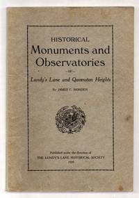 Historical Monuments and Observatories of Lundy's Lane and Queenston Heights
