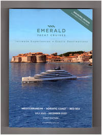 image of Emerald Yacht Cruises, Cruise Brochure and Guide, Stated First Edition and Inaugural Season. Mediterranean, Adriatic, Red Sea