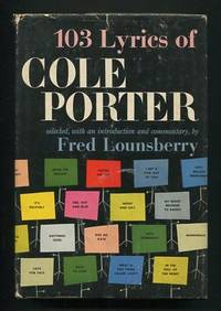 103 Lyrics of Cole Porter