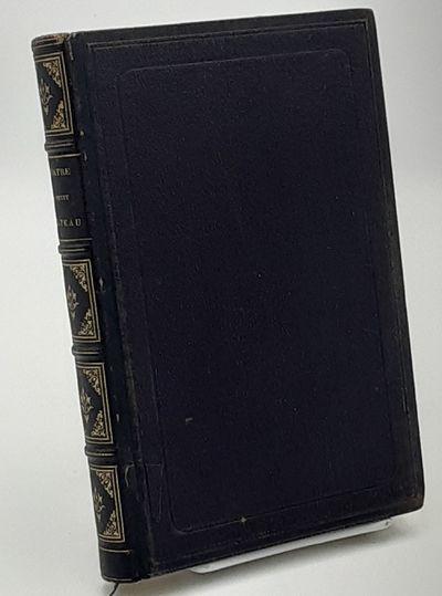 Paris.: Hetzel. , No Date, Circa 1865. Contemporary quarter morocco over stippled cloth, raised band...
