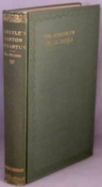Sartor Resartus. by  Thomas Carlyle - Hardcover - 1896 - from Bucks County Bookshop  IOBA and Biblio.com