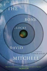 The Bone Clocks (Paperback)