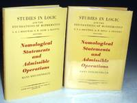 image of Nomological Statements and Admissible Operations (Studies in Logic and the Foundations of Mathematics)
