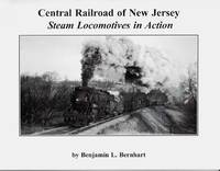 image of Central Railroad of New Jersey Steam Locomotives in Action