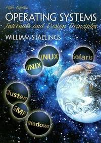 Operating Systems By Stallings William