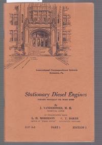 image of Stationary Diesel Engines Part 1