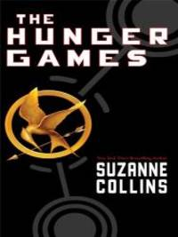 image of The Hunger Games (Thorndike Press Large Print Literacy Bridge Series)