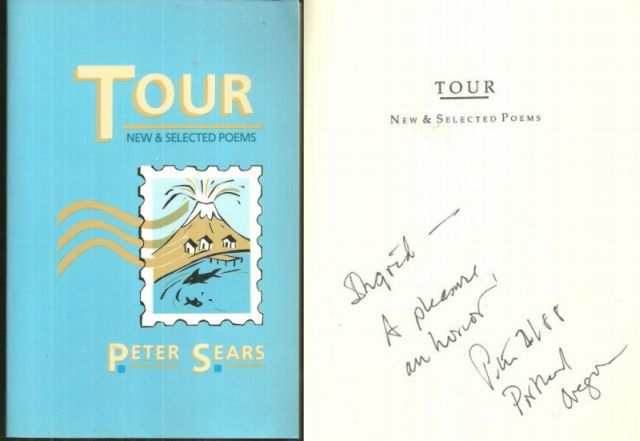 TOUR New and Selected Poems, Sears, Peter