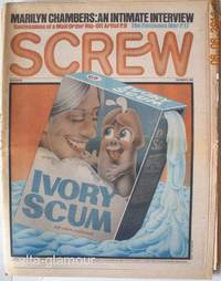 SCREW; The Sex Review by  Al (Editor) Goldstein - 1973 - from Alta-Glamour Inc. and Biblio.com