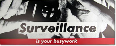 Surveillance Is Your Busy Work