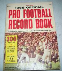 1968 NFL and AFL Pro Football Record Book