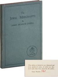 image of The Jewel Merchants: a Comedy in One Act [Limited ed]