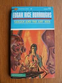image of Tarzan and the Ant Men # 10 ( # U2010 )