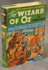 The Wizard of Oz by Baum, L. Frank - 1940