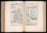 ART OF WAR:  INCUNABLE EDITIONTHE FIRST PRINTED BOOK WITH TECHNICAL ILLUSTRATIONSDe Re Militari