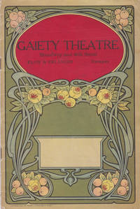 TURN TO THE RIGHT. By Winchell Smith and John E. Hazzard. Gaiety Theatre. Week Beginning Monday Evening, July 23, 1917.