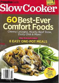 Prevention Guide Slow Cooker Recipe Book