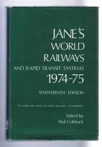 Jane's World Railways 1974-75, Seventeenth Edition