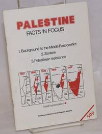 image of Palestine: facts in focus. 1. Background to the Middle East conflict. 2. Zionism. 3. Palestinian resistance