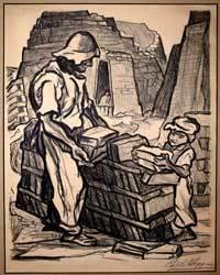 Los Ladrilleros (The Bricklayers)
