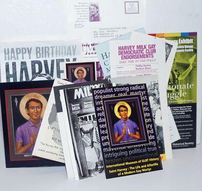 various: various publishers, various dates. Sixteen ephemeral items including a bookmark, postcards,...