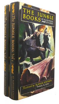 image of THE JUNGLE BOOKS: VOL. 1 & 2
