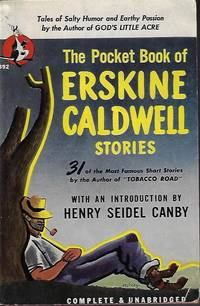 image of THE POCKET BOOK OF ERSKINE CALDWELL STORIES