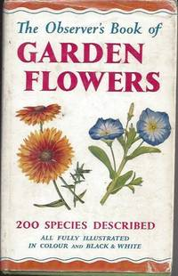 The Observer's Book of Garden Flowers. - Book No.25.