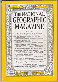 image of National Geographic Magazine, June 1957 (Volume CXI, Number Six)