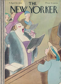 The New Yorker: April 16, 1938