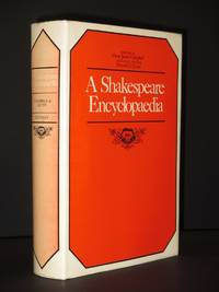 A Shakespeare Encyclopaedia