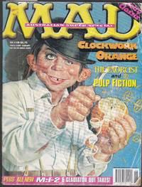image of Mad Magazine - Australian Mad No.119