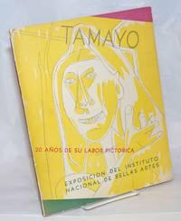 Tamayo: 20 Anos de su Labor Pictorica