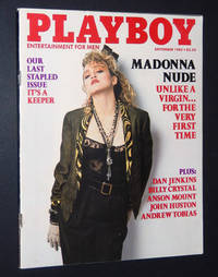 Playboy Magazine, September 1985: Madonna Nude