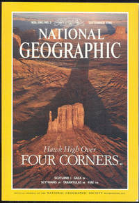 image of NATIONAL GEOGRAPHIC MAGAZINE SEPTEMBER 1996