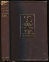 Plays: The Dream Play, The Link, The Dance of Death: Parts I and II