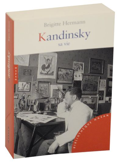 Paris: Hazan, 2009. First edition. Softcover. 438 pages. A biography of Russian artist Wassily Kandi...