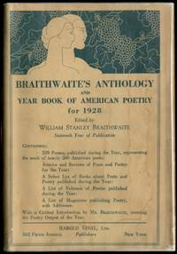 Anthology of Magazine Verse for 1928 and Yearbook of American Poetry