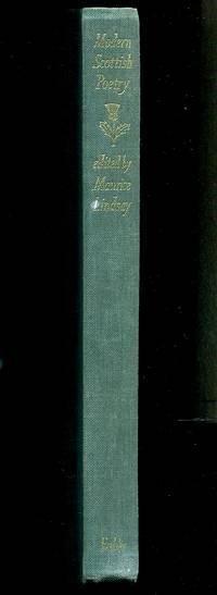 image of Modern Scottish Poetry: an anthology of the Scottish Renaissance