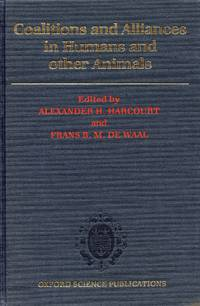 image of Coalitions and Alliances in Humans and other Animals