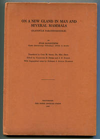 On A New Gland in Man and Several Mammals (Glandulae Parathyreoideae)