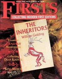 """image of Collecting Dean Koontz: As Featured in """"Firsts Magazine"""" October, 1993"""
