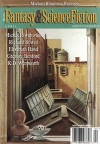 The Magazine of Fantasy & Science Fiction - April 1998