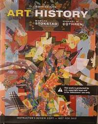 image of Art History: Sixth Edition. Instructor's review copy