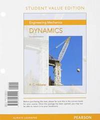 image of Engineering Mechanics: Dynamics, Student Value Edition (14th Edition)