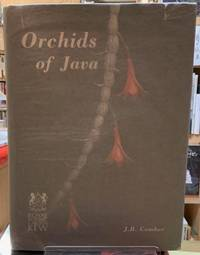 image of Orchids of Java (Book in Japanese)