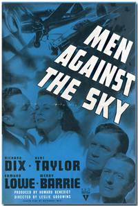 [Original Studio Publicity Pressbook for:] MEN AGAINST THE SKY