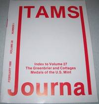 TAMS Journal February 1988, Volume 28, Number 1