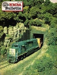 image of NMRA [National Model Railroad Association] Bulletin, Vol.59, Number 10,  June 1993